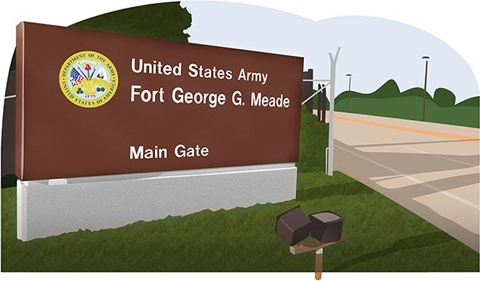 Fort Meade Army Base PFAS Water Contamination