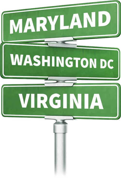 Maryland, Washington DC, Virginia Accident Lawyers