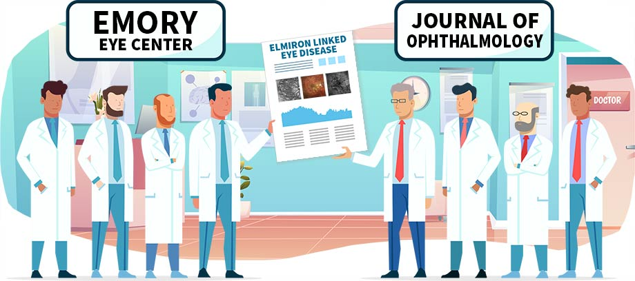 Emory Elmiron Journal of Ophthalmology Article