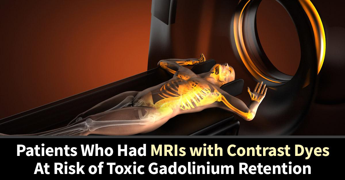 Image result for gadolinium dye mri pic
