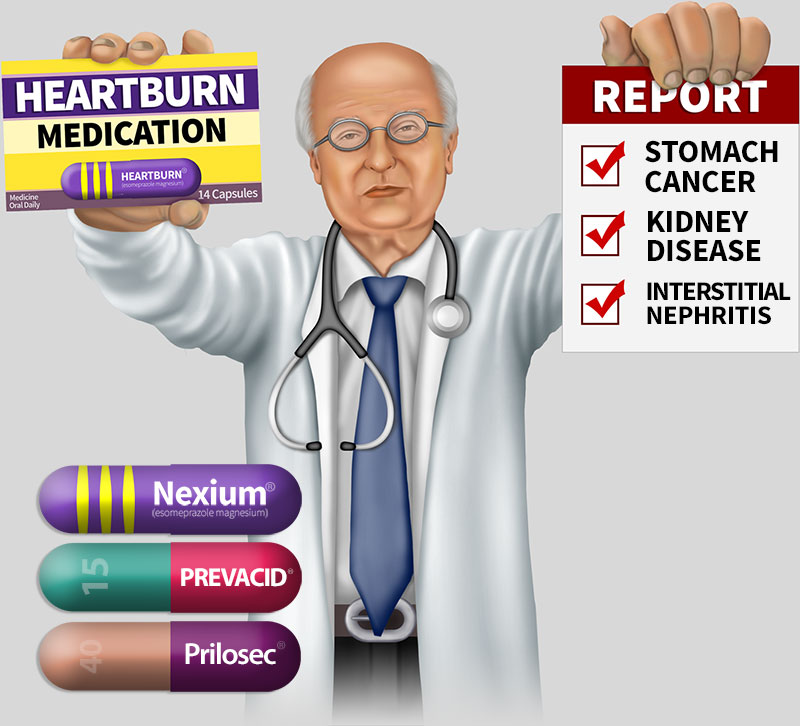 Heartburn Drug Lawsuit